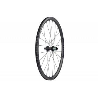 Roval ALPINIST CLX HG karboninis galinis ratas, Satin Carbon/Gloss Black
