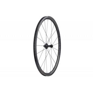Roval ALPINIST CLX karboninis priekinis ratas, Satin Carbon/Gloss Black
