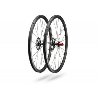 Roval CLX 32 DISC—650B karboniniai ratai