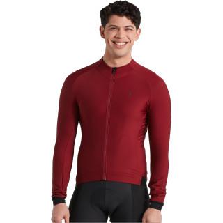 Specialized SL Expert THERMINAL™ vyriški dviratininko marškinėliai, Maroon