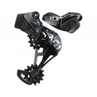 SRAM X01 Eagle AXS Upgrade Kit 1x12 speed (Black/Grey)