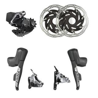 SRAM Red eTAP AXS HRD Centerlock Upgrade Kit 1x12 speed