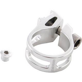 SRAM X7 / ViaGT / X0 11-12 | X9 07-12 Trigger pavarų perjungimo rankenėlės laikiklis, Silver