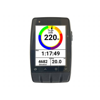 Stages Dash - M50 GPS dviračio kompiuteris