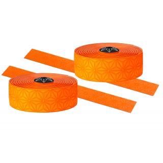 Supacaz neoninė oranžinė vairo juosta