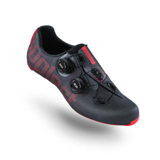 Suplest ROAD PRO dviratininko bateliai, Black/Red