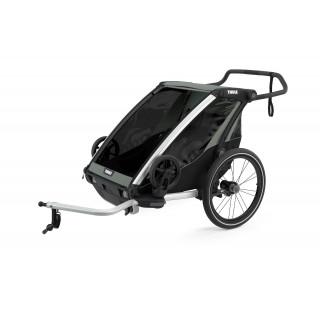 Thule Chariot Lite 2 dviračio priekaba, Agave
