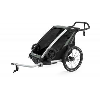Thule Chariot Lite dviračio priekaba, Agave