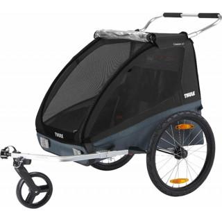 Thule Coaster XT dviračio priekaba, Black