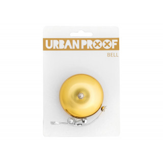 URBAN PROOF 60mm Retro Gold skambutis