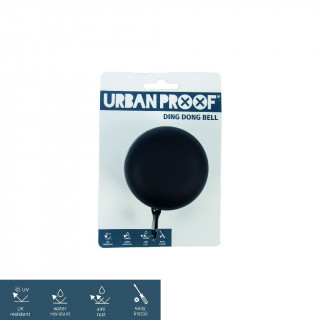 URBAN PROOF 65mm Dingdong Black skambutis