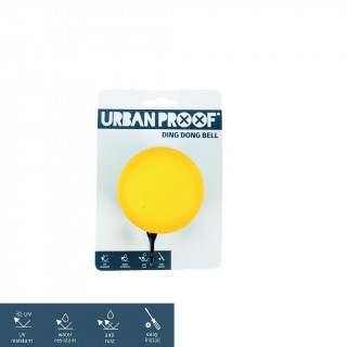 URBAN PROOF 65mm Dingdong Yellow skambutis