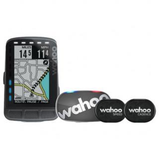Wahoo Fitness ELEMNT ROAM GPS dviračio kompiuterio komplektas
