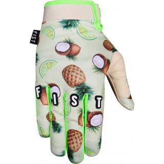 Fist dviratininko pirštinės, Pina Colada