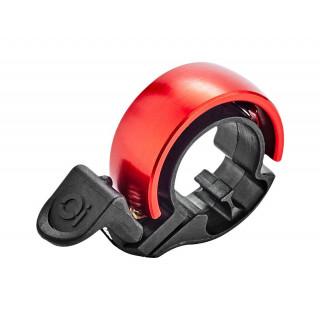 Knog Oi Classic Red skambutis 22.2 mm
