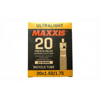 Maxxis 20 x 1,50/1,75 Presta kamera